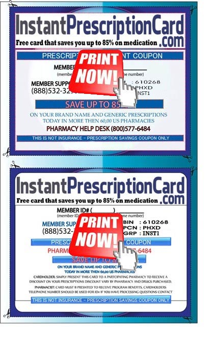 receive free coupons by postal mail