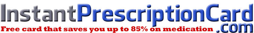 InstantPrescriptionCard.com